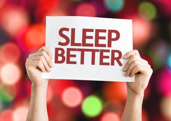 Proper sleep hygiene to be followed